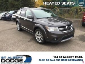 2017 Dodge Journey GT   | AWD | LEATHER | BACK CAM | HEATED SEAT