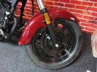 KEEWAY SUPERLIGHT E4 125cc LIMITED EDITION RED