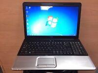 Compaq HD Laptop (Kodi) 3GB 160GB, HDMi, Windows 7, Microsoft office, Good Condition