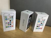 IPhone 5s 16gb brandnew sealed pack