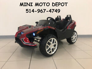 MINI MOTO DEPOT VOITURES ELECTRIQUE  514-967-4749