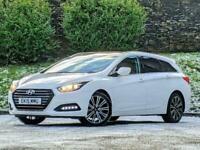Hyundai i40 1.7 CRDi Blue Drive Premium Tourer (s/s) 5dr Estate Diesel Manual