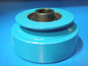 CENTRIFUGAL CLUTCH SINGLE GROOVE HEAVY DUTY WITH  KEYED BORE