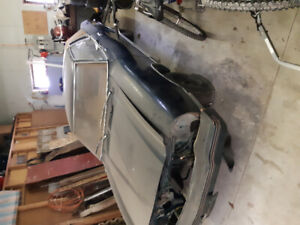 1978 mustang 2 and 1977 parts car and extra parts