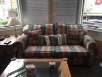 Sofa & Tables Lounge Set