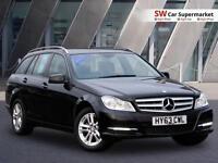 Mercedes-Benz C-Class C200 CDi BlueEfficiency EXEcutive SE 2.1L 5dr