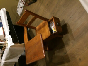 Child's desk with drawer