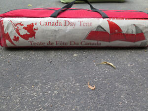 Canada day camping tent (3 people) - 10$