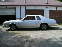 1981 CHRYSLER  IMPERIAL.many new parts