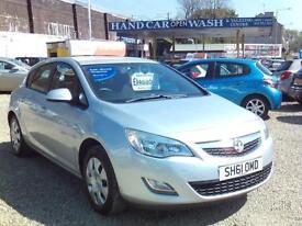 Vauxhall Astra 1.4i VVT 16v (100ps) Exclusiv Hatchback 5d 1398cc