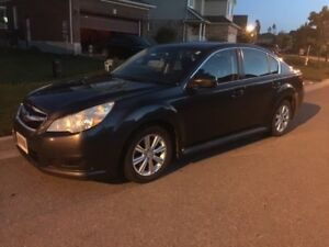 2011 Subaru Legacy 2.5 convenience for sale