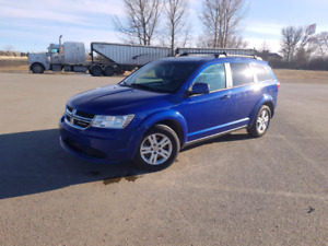 2013 Dodge Journey, 84k miles, 30 MPG, clear title, ready to go