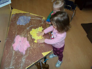 Full Time Childcare Space Available Strathcona County Edmonton Area image 5