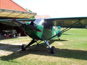 Cuby Acro Trainer, homebuilt airplane, aircraft