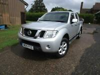 Nissan Navara 2.5dCi ( EU V ) Acenta***1 OWNER+SUPERB THROUGHOUT**