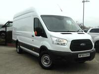 2015 Ford Transit 350 L4 H3 Jumbo 2.2 TDCi 125ps Van 2 door Van