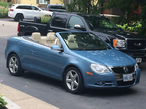 REDUCED PRICE!! 2007 Volkswagen Eos 2.0T HTD SEATS, CONVERTIBLE