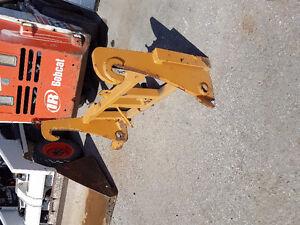 Case 580 mount from HLA plow