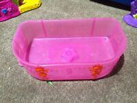 Polly pocket pool toy