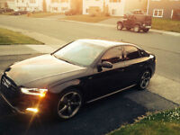 2014 Audi S4 Titanium Package ONLY 7500 km's