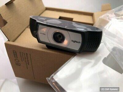 Logitech C930e Business Webcam FullHD 1080p, 4fach Zoom, Home Office NEU, SOFORT