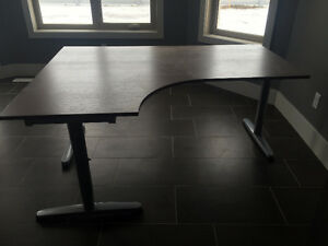 *New* Ikea Corner Desk