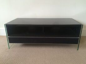 TV stand with built in sound bar