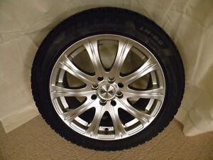 195/55R16 Blizzak Lm-60 Run Flat Winter Tires for Mini Cooper S