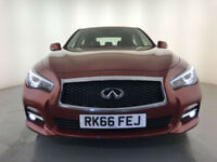 2016 INFINITI Q50 SE DIESEL AUTOMATIC SALOON LOW MILEAGE 1 OWNER SERVICE HISTORY