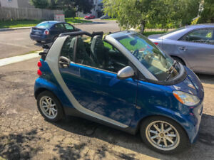 Smart Fortwo 2008 cabriolet