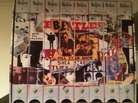 BEATLES ANTHOLOGY VHS MINT