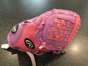 "Rawlings® Player Series 9"" Girls T-Ball Glove (LEFT Hand)"
