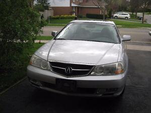 2003 Acura TL Sedan