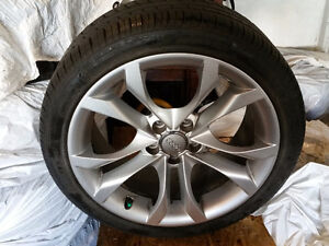Audi S4 Mags And Tyres
