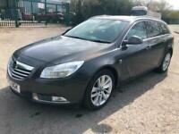 2013 VAUXHALL INSIGNIA 2.0 160 SRI CDTI AUTO ESTATE LOW 107K FULL MOT 05/22
