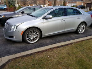 2014 Cadillac XTS Platinum All wheel Drive