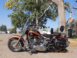 For Sale Heritage Softail Anniversary FLSTC