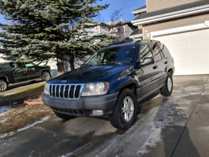 2002 Jeep Grand Cherokee Remote starter