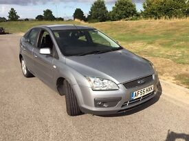 Ford Focus ghia 1.8 diesel manual MOT