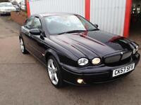 Jaguar X-TYPE 2.2D 2007 Sovereign GREAT FAMILY CAR GREAT MPG