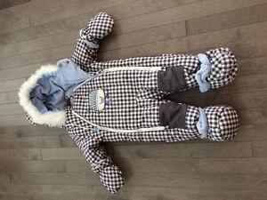 Winter suit/ensemble d'hiver