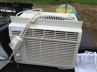 Three air conditioners