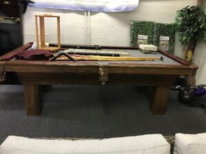 Used/Preowned Pool Table