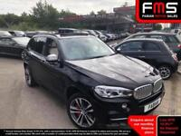 2016 BMW X5 M50d Auto 381BHP **Cost £80,000 New - 7 Seater - Every Extra**