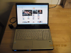 Classic Toshiba Satellite P200 RT1  Lap Top Excellent Condition