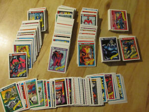 MARVEL Comics Series 1 Trading Cards Card Lot Impel Spider-Man