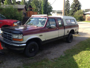1996 Ford 150 4x4