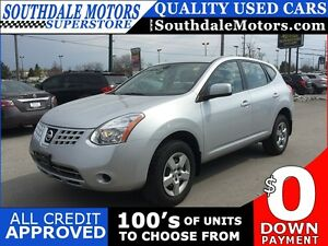 2009 NISSAN ROGUE S * POWER GROUP * CRUISE CONTROL