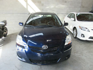 2007 Toyota Yaris Sedan  Kelowna