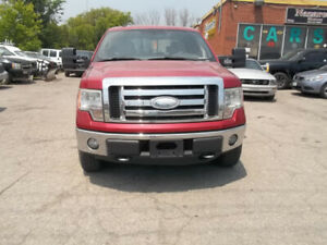 2009 FORD F150 the truck is certified four new brakes /AC  ice c